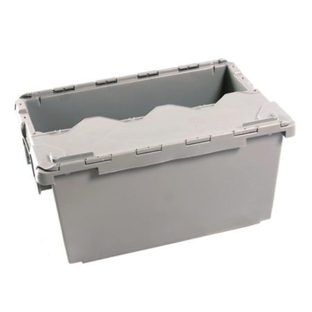 Secure Plastic Containers
