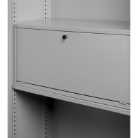 Lockable-Shelf-Door