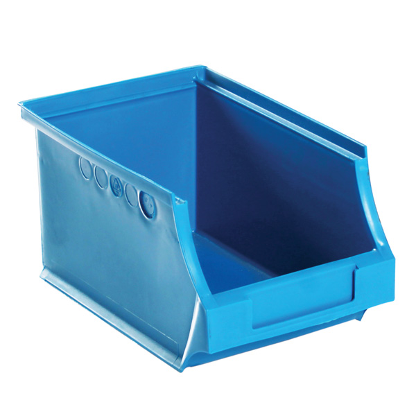 Plastic Bins Storage Crates Mr Shelf Shelving Racking