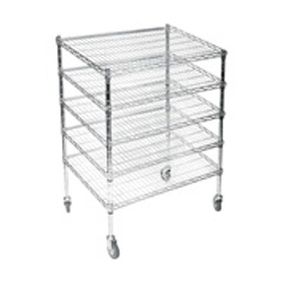 5 Tier Bread Trolly