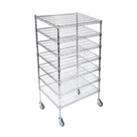 7 Tier Bread Trolly
