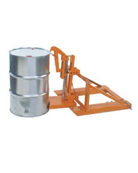Drum Grab for Fork Lift