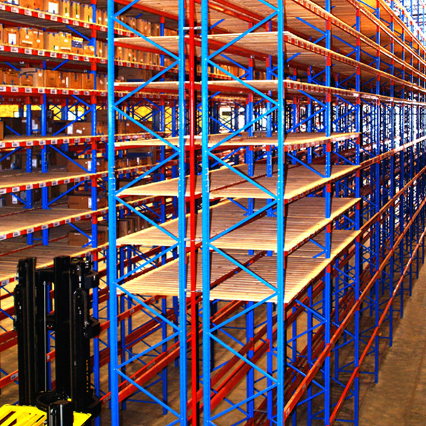 Static Pallet Racking Amp Support Beams Mr Shelf Shelving
