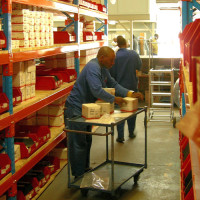 Industrial Rack Supported Mezzanine Floors 187 Mr Shelf