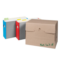 2xA4 container jumbo box