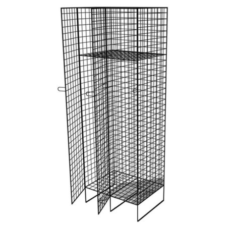 Double-Door-Wire-Locker