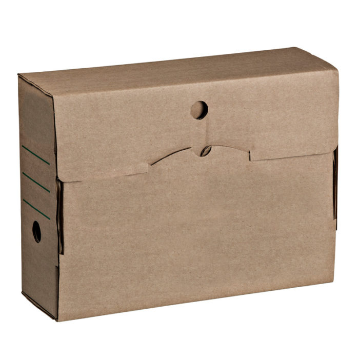 Foolscap archive box