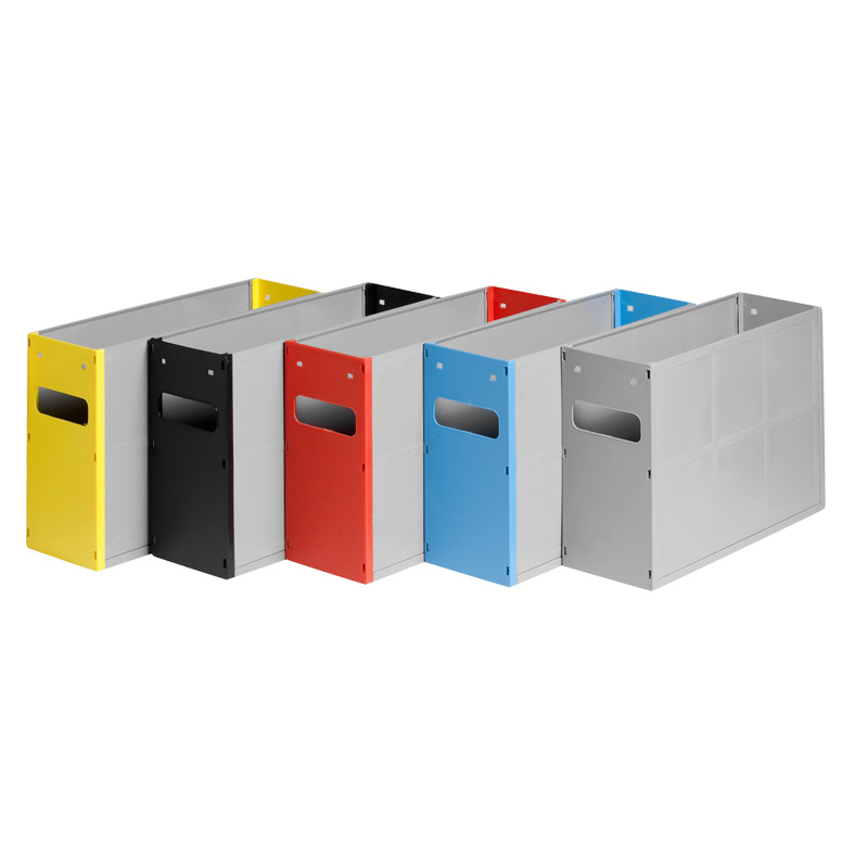 Solid A4 Plastic Container » Mr Shelf