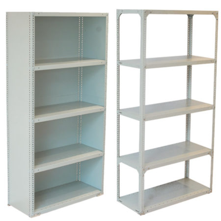 Powder Coated Shelving