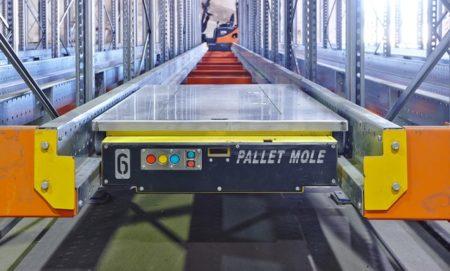 Pallet Mole