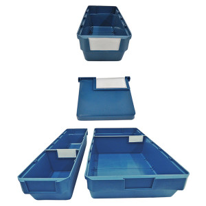 Storage Bin Accessories