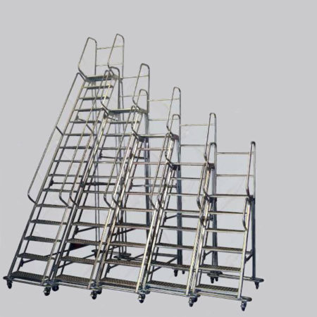 Mobile Safety Ladders 187 Mr Shelf Shelving Amp Racking