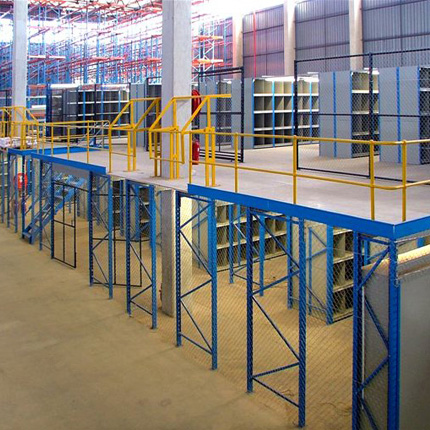 Rack Supported Floors