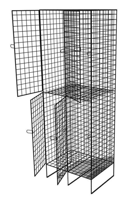 Wire Lockers