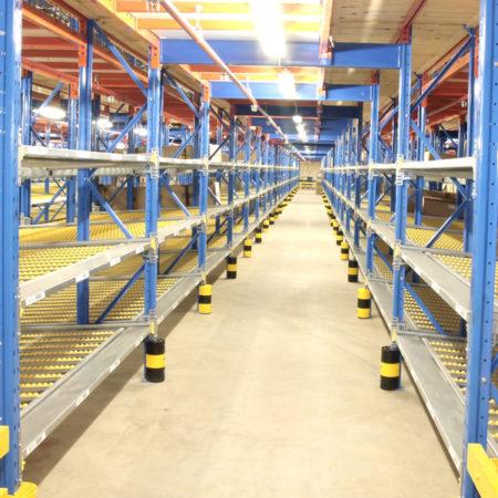 Carton Flow Storage